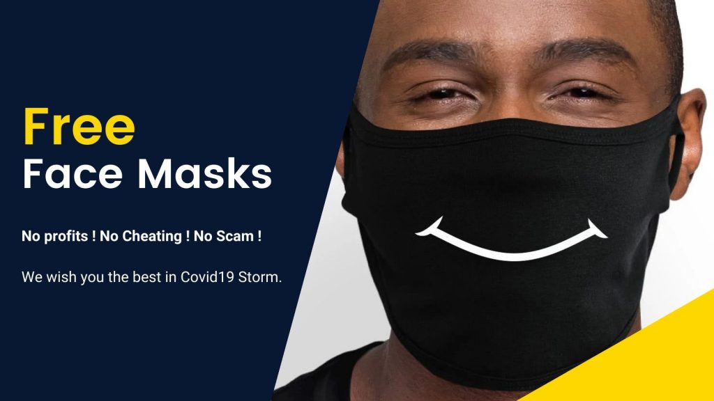 Free Mask Banner 2 - SUPER18K Block