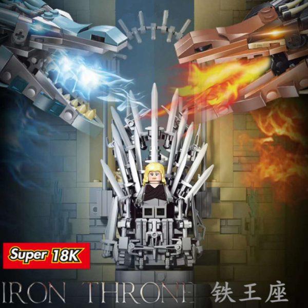 754 - SUPER18K Block