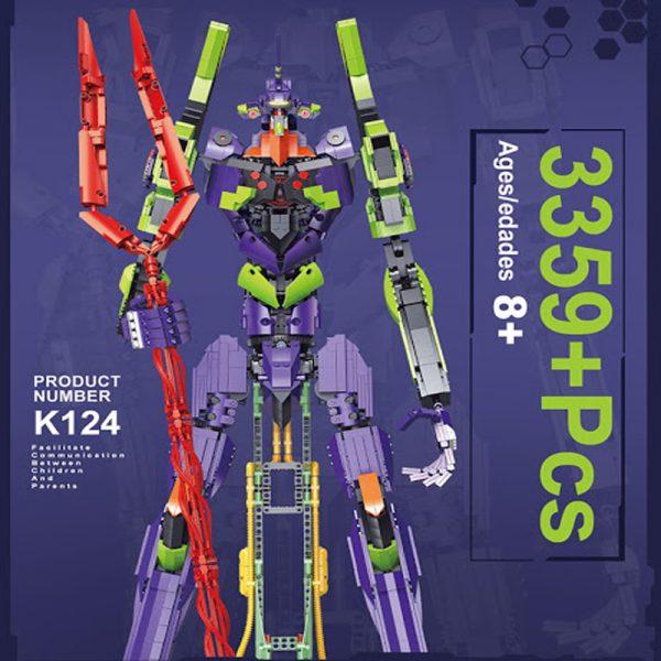 783 - SUPER18K Block