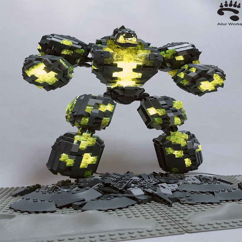 790 - SUPER18K Block