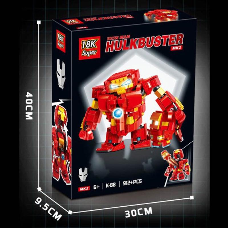 801 - SUPER18K Block