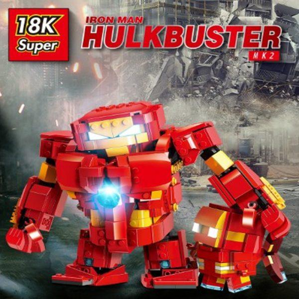 802 - SUPER18K Block