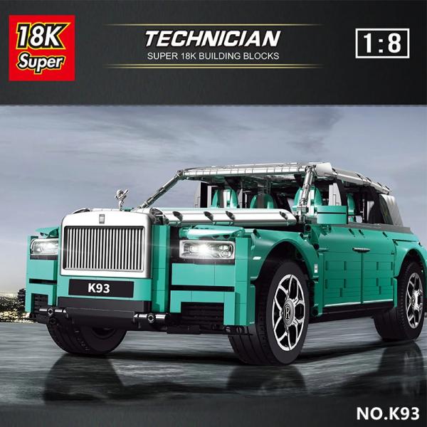 85 - SUPER18K Block